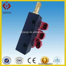 Auto glp Kits de conversión de gnc LPG / gnc rampa de inyección del inyector del carril