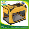 multi-size folding fabric soft cage pet dog carrier