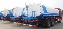 sinotruk export howo water tanker truck sprinker