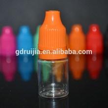 high quanlity best seller plastic e cigarette liquid bottles,plastic ecig bottle,plastic dropper bottle for essence