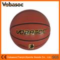 Tamaño y peso oficial de baloncesto de la pu bola/laminado de baloncesto para la formación