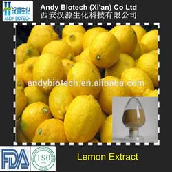 20:1 High Standard Organic Lemon Fruit Extract