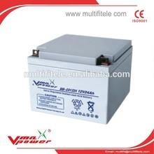High Efficiency 100AH 12v AGM /GEL Deep Cycle Battery