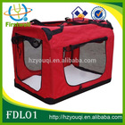 high quality soft fabric pet xxl dog crate for sales top sales