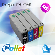 Compatible ink cartridge for Epson T7861 T7862 T7863 T7864 Printer ink cartridge WF-4630/WF-4640/WF-5110/WF-5190/WF-5620/WF-5690