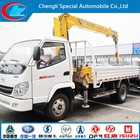 10m 12m 14m T-king Truck mounted Crane 4X2 Crane Truck used overhead crane