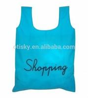 New cheap nylon foldable shopping tote bag