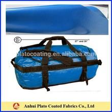 waterproof tarpaulin shoulder bag for tent truck cover mat sport