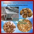 Alta eficiência descasque máquina de noz/casca de noz máquina que separa/máquina para descascar nozes