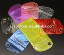 Pvc Waterproof Zip Lock Bag,Waterproof Bag For Phone Or Camera