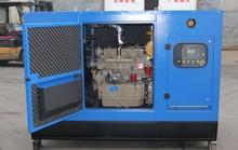 37.5kva canopy diesel generators-585series