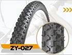 bicyle tyre, bicycle tire ZY-027, color tire
