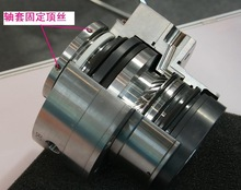 Metal bellow shaft mechanical seal 2015 hot sales