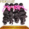 más las texturas de pelo sin procesar para cabello humano brasileña rizado del pelo