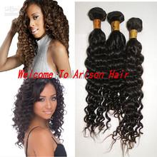 Original human hair extenions kinky curly indian virgin hair