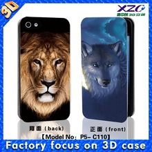 factory wholesale popular 3d leather cheap mobile phone case for iphone 6