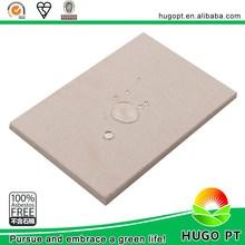Fibra cimento preservação do calor de isolamento externa revestimento de parede