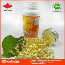 high quality vitamin e capsule on skin/hair/face