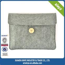 2015 promotion mini gift bag felt mini bag for ipad