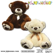 Customized design promotional gift hot sale plush toy stuffed teddy bear with T-shirt