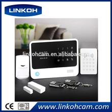 iOS app/Android app door open alarm system/wifi door alarm system
