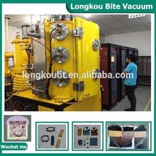 Cathodic Arc Physical Vapor Deposition pvd Rainbow titanium coating Plasma plating Machine