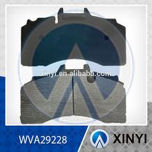 29228 WVA29228 Heavy duty Brake Pad, Disc brake For BPW