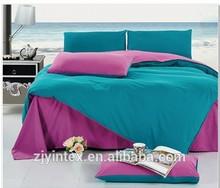 Bicolor Fashionable Top Quality Quilt/Duvet, /Comforter