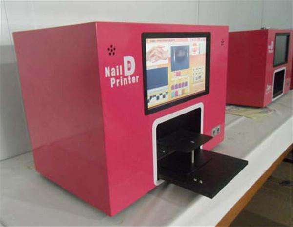 nail printer machine price