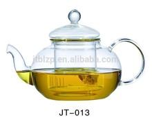 Promotional glass lucky tea pot set (top quality)