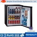 Super geral retro- estilo geral elétrica vertical solar alimentado por bateria portátil geladeira