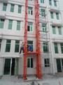 hidráulica trilho de guia de piso hidráulico de elevação