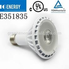 Cheap goods from china 3 years warranty led light 11W COB led par30 long neck COB led spot light led par30