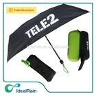 2015 New mini pocket case umbrella