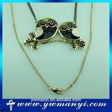 Top Quality Fashion Lucky Charm Bracelet Jewelry bird pendant