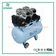 304L/min Air Flow Dental Silent Air Compressor with 2 units 750W Air Compressor Motor (DA7002)