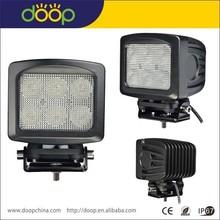 Chinese 60W led tractor lights 12V 24V 4x4 jeep led work light