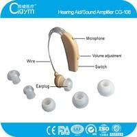 2015 Chinese Product Tinnitus MaskerDigital Waterproof Hearing Deafness