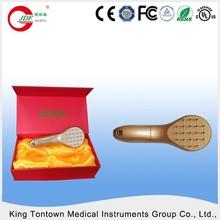 Portable electric massager Health Care massage horn comb massager