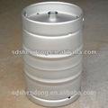 utiliza 50l barriles de cerveza de acero inoxidable de la cerveza de barril de cerveza de barril
