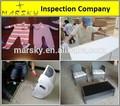 La inspección de contenedores/calidad eslogan/de calidad informe de inspección