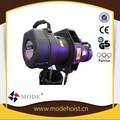 Polipasto eléctrico de cadena/motor eléctrico alzamiento/grúa de venta caliente