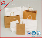 Brown Grocery Paper Bags with Handle