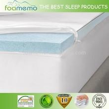 Strict quality control gel memory foam mattress modern bedroom furniture comfortable