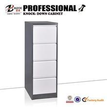 modern 4 drawers mfc 5 tier steel filing cabinet