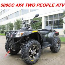 chinese new cf moto kazuma jaguar 500cc atv 500 with 4X4(MC-397)