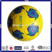 2015 new good quality hot street soccer ball