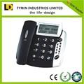 Tm-pa004 caller id do telefone, quente novo conjunto de telefone em 2014, telefones fixos