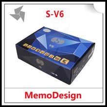 Libertview V6 HD Skybox Malaysia DVB-S2+WEB TV Youtube Youporn
