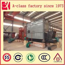 Factory directly ISO Standard Wood Pellet Biomass briquette machine Boiler